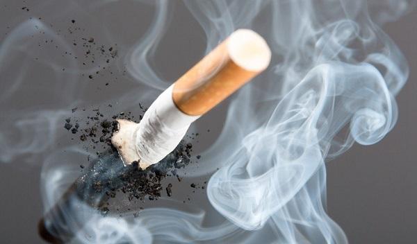 сигарета и легкие